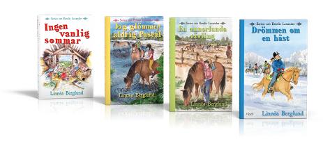 fyra böcker