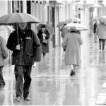 regn i Spanien