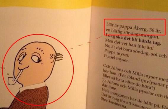 Alfons Åbergs pappa